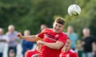 Lossiemouth defender Fergus Edwards wants to put things right after being beaten 6-0 by Deveronvale