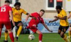 Lossiemouth got the better of Fort William at the weekend to surge up to 12th spot.