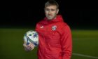 Joe Malin is hoping to keep another clean sheet in the Scottish Cup for Brora Rangers
