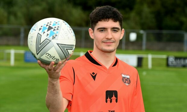 Jack Brown hopes Rothes can again get the better of Brora Rangers