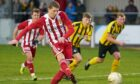 Johnny Crawford was the matchwinner for Formartine the last time they played Forfar in the Scottish Cup