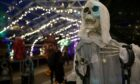 Inverness Botanic Gardens has been turned into a Halloween spectacular