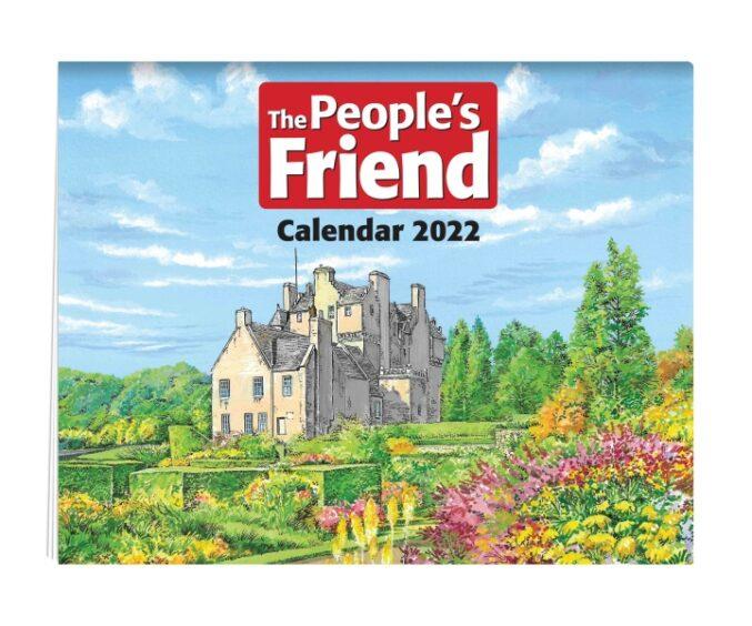 The Peoples Friend Calendar 2022