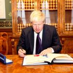 Boris Johnson urges Nigeria trade boost