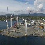 Oil and gas was key to floating windfarm