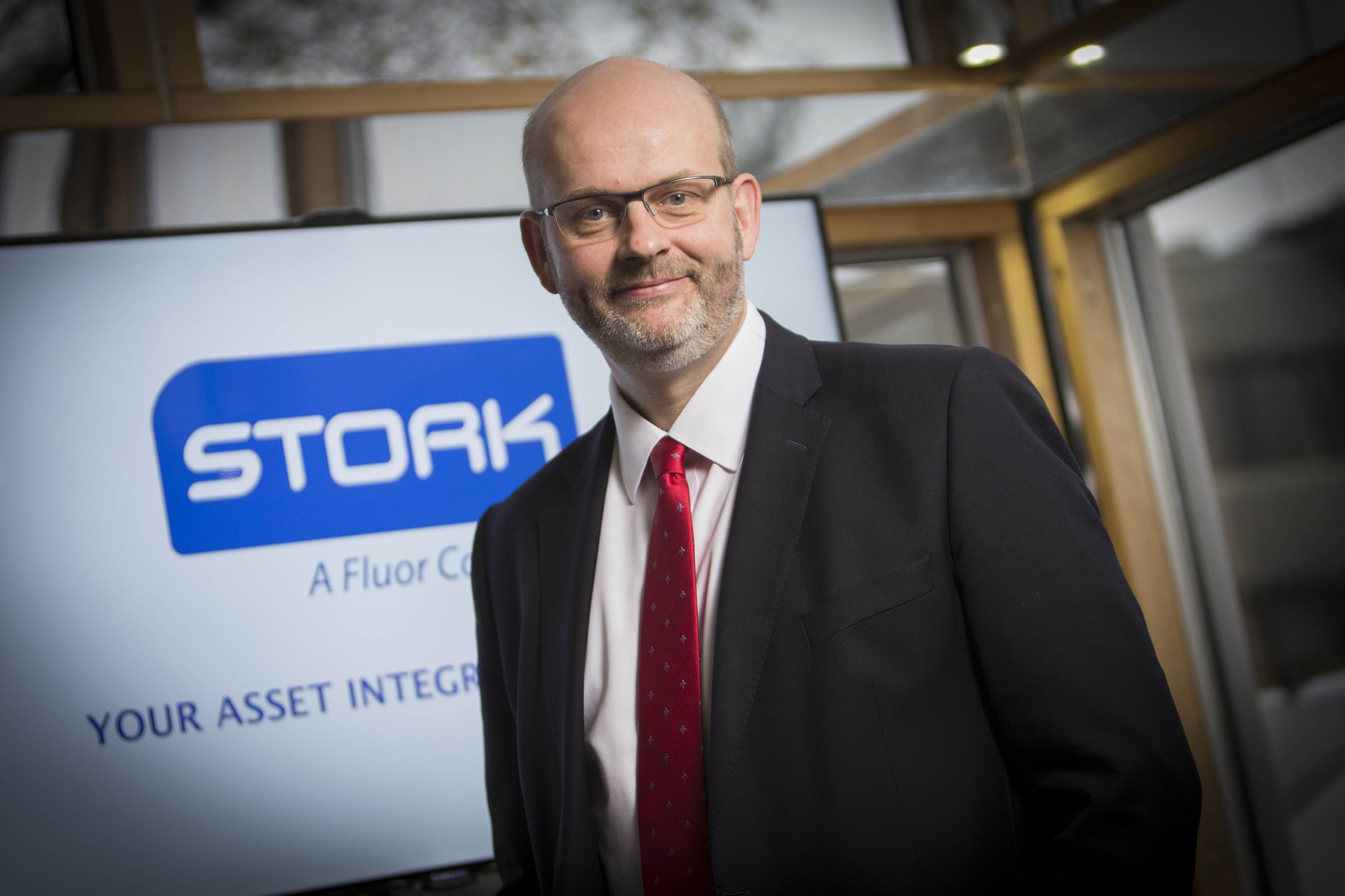 Key appointment strengthens Stork's asset integrity focus