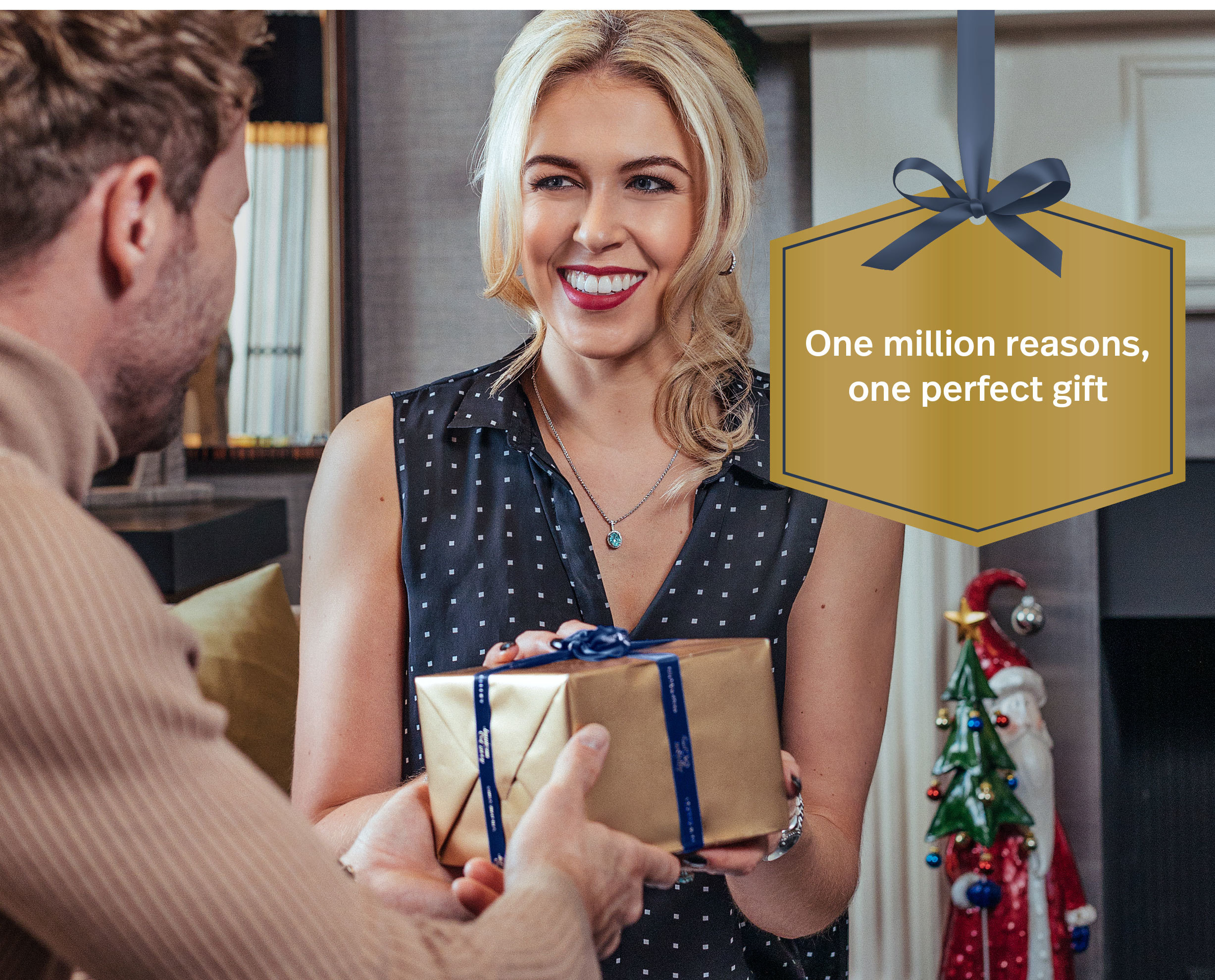 Ultimate Christmas 'Gift Guide for Her' with Jamieson & Carry and Energy Voice