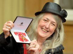 Mary Beard is already an OBE (John Stillwell/PA)