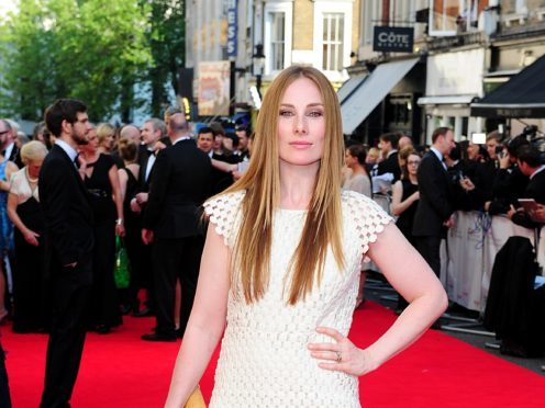 Rosie Marcel plays Jac Naylor in Holby (Ian West/PA)