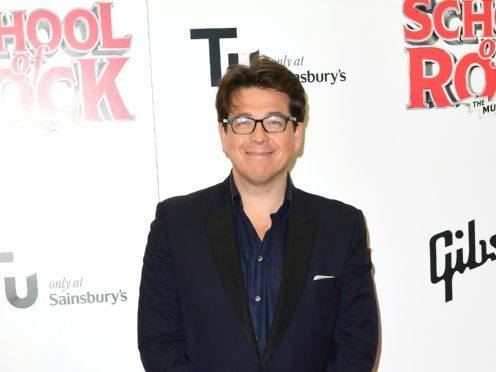 Michael McIntyre's Big Show to return longest series yet in the autumn (Ian West/PA)