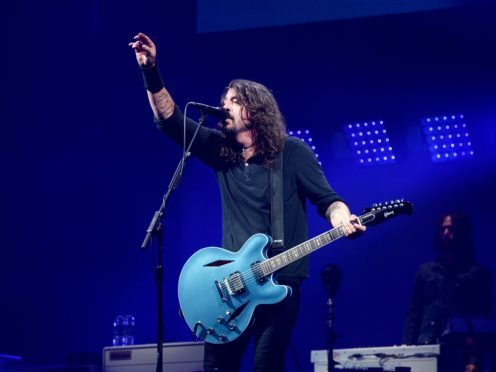 With three nominations each, Foo Fighters, Enter Shikari and Brighton metalcore group Architects lead the way (Ben Birchall/PA)