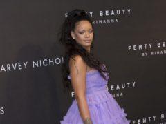 Rihanna (Isabel Infantes/PA)