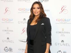 Eva Longoria has given birth to a baby boy (Isabel Infantes/PA)