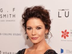 Catherine Zeta Jones has said she has had enough of being modest (John Stillwell/PA)