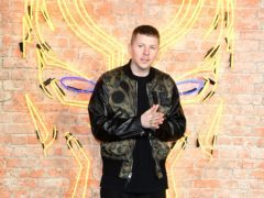 Professor Green joined calls for the legalisation of cannabis for medicinal use (Ian West/PA)