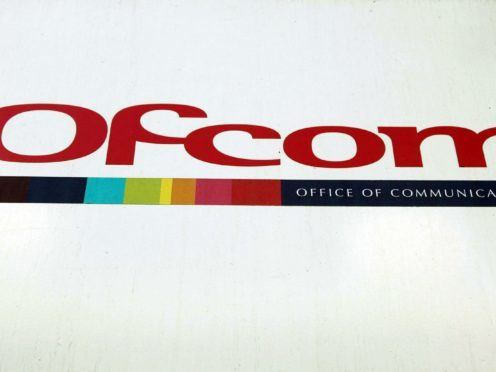 Lack of diversity across the radio industry's workforce, Ofcom study finds (Yui Mok/PA)