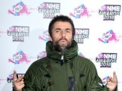 Liam Gallagher has played a headline set at Finsbury Park in London. (Ian West/PA)