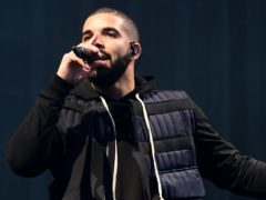 Drake's upcoming album will feature appearances from Michael Jackson and Jay-Z (Ian West/PA)