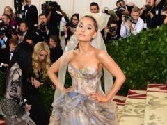 Ariana Grande has released a new song from her upcoming album (Ian West/PA Wire)