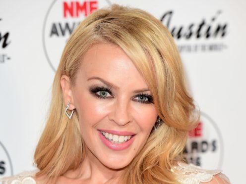 Kylie Minogue has discussed her career, marriage and turning 50 (Ian West/PA)