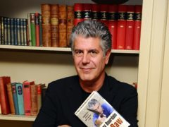 The actress partner of American celebrity chef Anthony Bourdain has paid tribute to him after he died aged 61. (Ian West/PA)