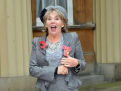 Royle family actress Sue Johnston will relive a relative's wartime experience for a new BBC show (Ian Nicholson/PA)
