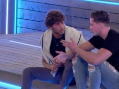 Eyal Booker and Alex George (ITV)