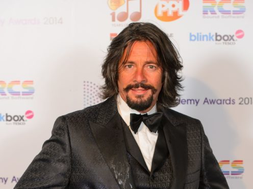 Laurence Llewelyn Bowen, former host of Changing Rooms (Dominic Lipinski/PA)