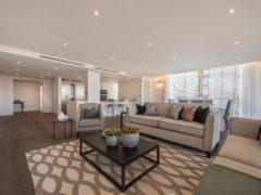Christine McVie's London apartment (Henry & James/PA)
