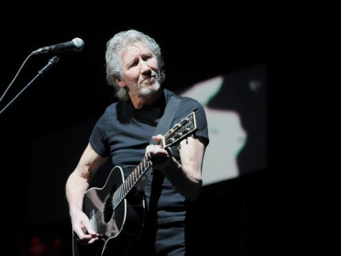 Roger Waters performs The Wall at the 02 Arena in Greenwich, London (Anthony Devlin/PA Images)