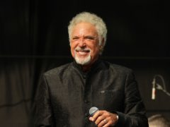 Sir Tom Jones said he was 'so disappointed' after his show in York was called off due to lightning (Yui Mok/PA)