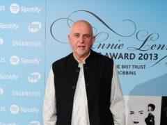 Peter Gabriel has hit out after musicians were denied visas (Ian West/PA)