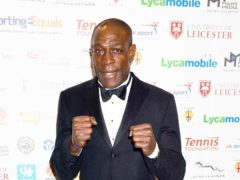 Frank Bruno reveals he has been 'medication-free' for three years (John Stillwell/PA)