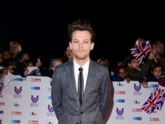 Louis Tomlinson attending The Pride of Britain Awards 2016 (Ian West/PA)
