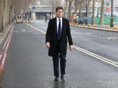 Ed Miliband (Jonathan Brady/PA)
