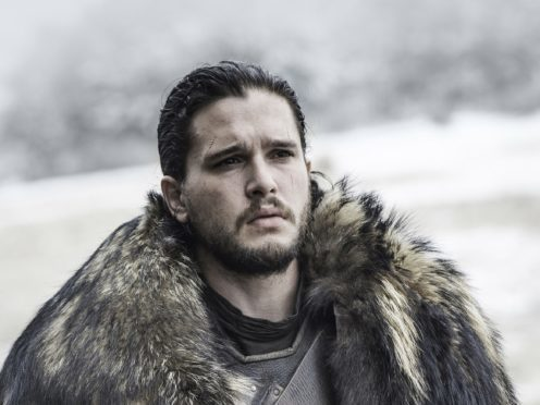 Kit Harington as Jon Snow in Game of Thrones (HBO/Sky)