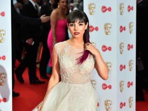 Roxanne Pallett was taken by helicopter to Hull Royal Infirmary (Matt Crossick/PA)