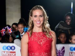 Helen Glover has revealed the name of her newborn son (Ian West/PA Wire)