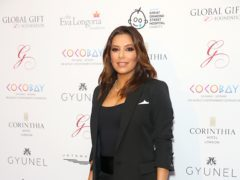 Eva Longoria has shared a new picture of her baby (Isabel Infantes/PA)