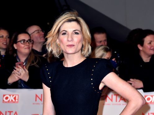Jodie Whittaker has said the gender pay gap will not be an issue on Doctor Who (Matt Crossick/PA)