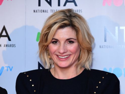 Jodie Whittaker is the first female Doctor (Ian West/PA)