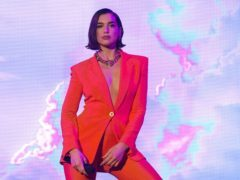 Dua Lipa has since gone on to win two Brit Awards as well as a handful of other industry prizes (Isabel Infantes/PA)