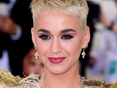 Katy Perry lost over 2.8 million followers in total (Ian West/PA)
