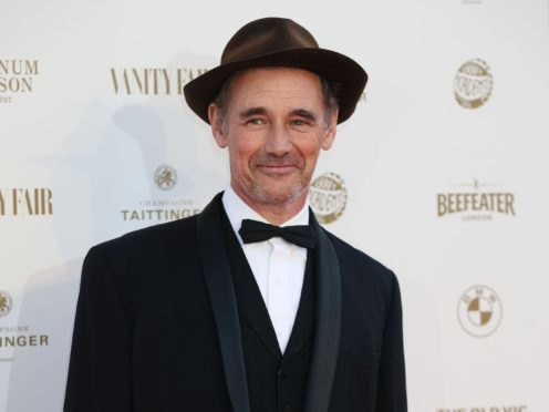 Mark Rylance said delivering the lecture would be an honour (Yui Mok/PA)