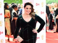 Lisa Riley will next appear in BBC One drama Age Before Beauty (Ian West/PA)