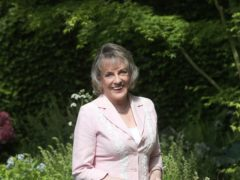 Dame Esther Rantzen is a fan of nude sunbathing (Jonathan Brady/PA)