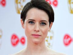 Claire Foy stars in The Crown (Ian West/PA)