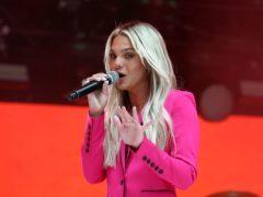 X Factor winner Louisa Johnson has left Simon Cowell's record label (Isabel Infantes/PA)