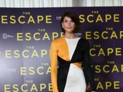 Gemma Arterton stars in new film The Escape (PA)