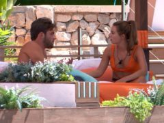 Love Island's Dani and Jack have patched things up after the lie detector row (ITV)